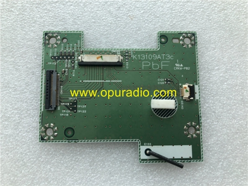 PC Board für 12 zoll display Panasonic CV-RT45H0AJ 2015-2017 Toyota Sahara kopfstütze Lexus LX570 Land Crusier auto Entertainmet ovehead Dach DVD play