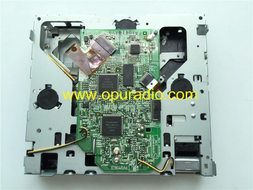 Panasonic Single CD Drive Richtiges Board für 2008-2012 Mercedes Benz C Klasse GLK350 C300 BR204 1CD A2049008805
