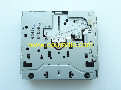 Mitsubishi Single DVD Drive Loader Deck Mechanismus mit 2 weißen Anschlüssen PCB-DVD2 für Volvo XC90 XC60 Autonavigation DVD Rom Audio Radio Media MAP