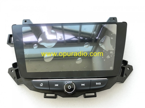 GM42687320 8 zoll Display Mit Touchscreen für 2019 2020 GM Opel Vauxhall Chevrolet auto navigation Media